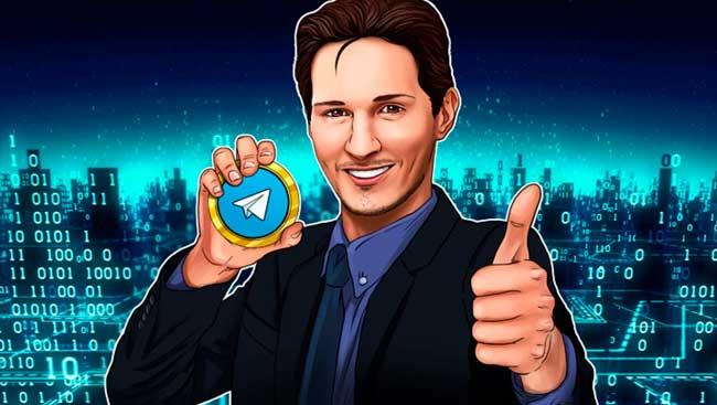 Продаж криптовалюти Телеграму (токени грам) стартує 10 липня на біржі Liquid